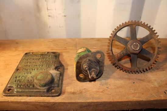 Assorted John Deere Parts