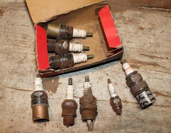 Assorted Spark Plugs