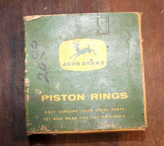 NOS John Deere Piston Rings