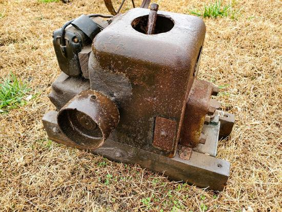 2 HP Fairbanks & Morse Stationary Engine