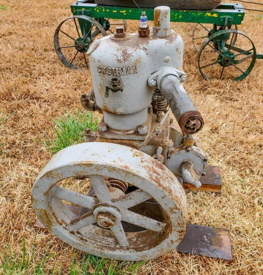 4 HP Cushman Stationary Engine