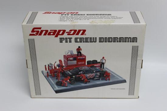 Snap-On Pit Crew Diorama