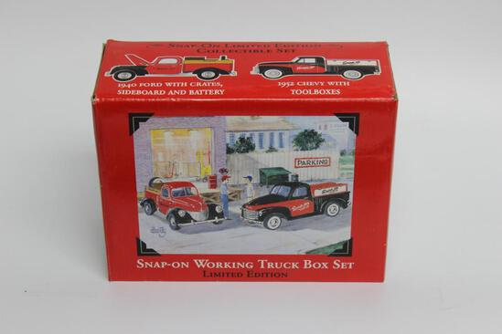 Snap-On Working Truck Box Set