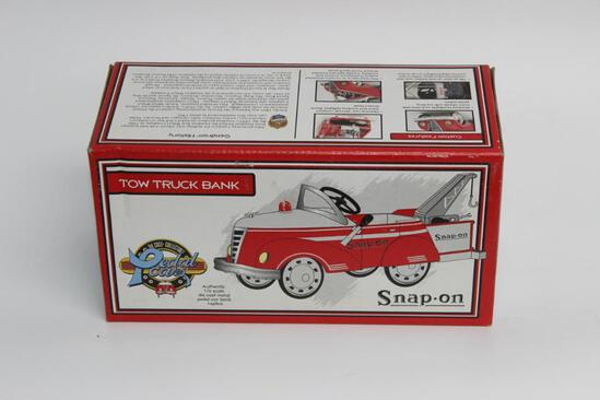 Snap-On Tow Truck Bank