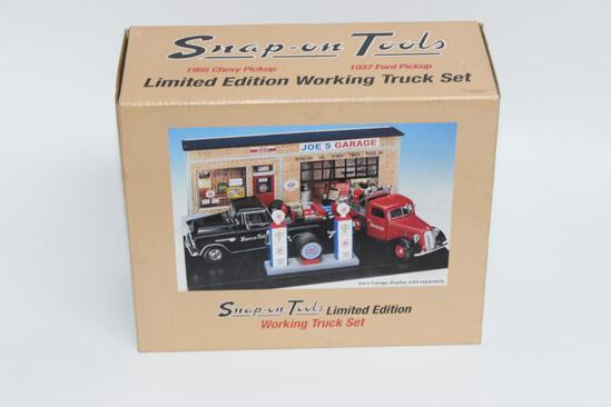 Snap-On Limited Edition Working Truck Set