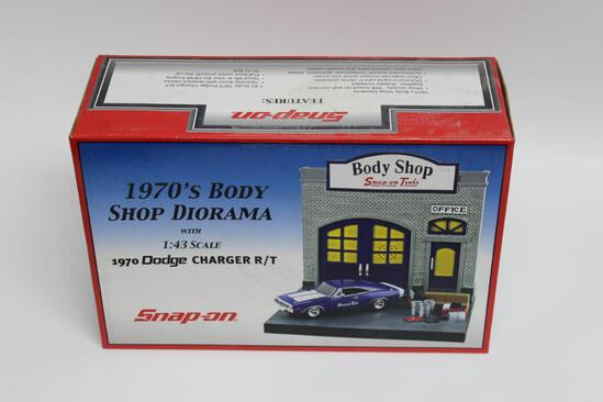 Snap-On 1970's Body Shop Diorama