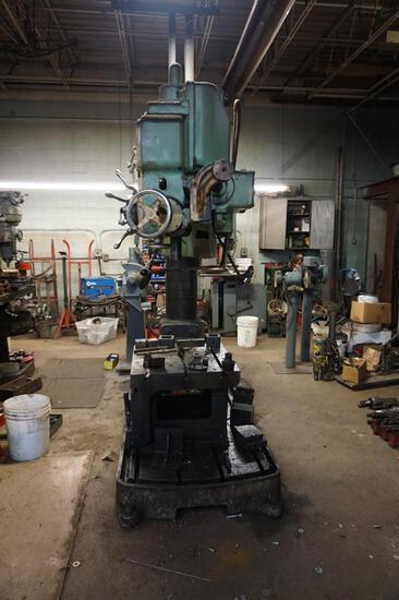 Cincinnati Gilbert Radial Arm Drill