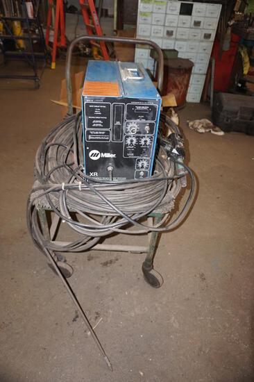 Miller Aluminum Welder