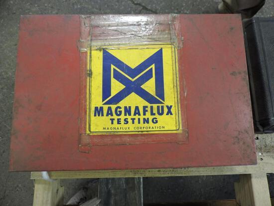 Magnaflux Tester