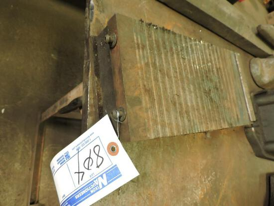 Suburban Tool Company magnetic chuck