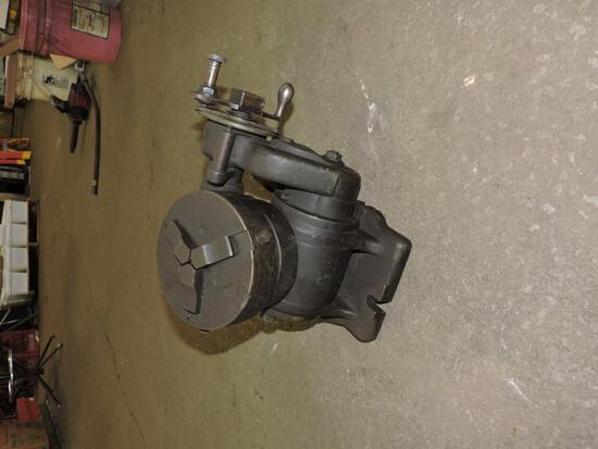 Indexing Rotary Chuck