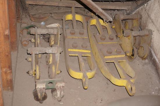 Chain Hoist Trolleys