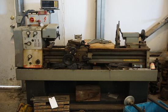 Clausing Colchester Lathe