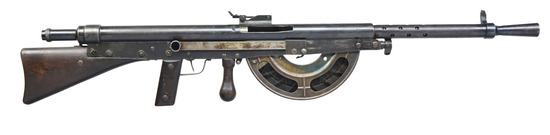 CSRG MODEL 1918 CHAUCHAT MG.