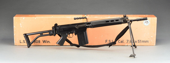 FN PARA EARLY PRE BAN SEMI AUTO RIFLE.