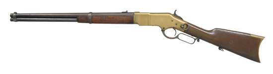 WINCHESTER 1866 THIRD MODEL LEVER ACTION SRC.