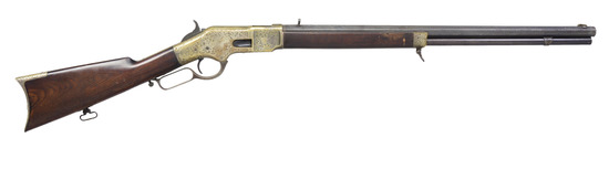 WINCHESTER MDL 1866 RIFLE.