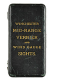 WINCHESTER BOX MID RANGE VERNIER SIGHT SET.