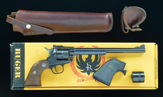 """RUGER NM SUPER SINGLE-SIX CONVERTIBLE 9 ½"""""""