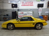 1984 PONTIAC FIERO COUPE SE 4 2.5 2WD MANUAL