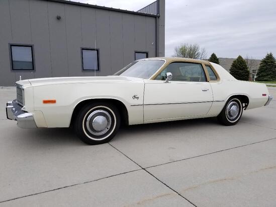 1977 PLYMOUTH FURY 4100 ORIGINAL MILES !!