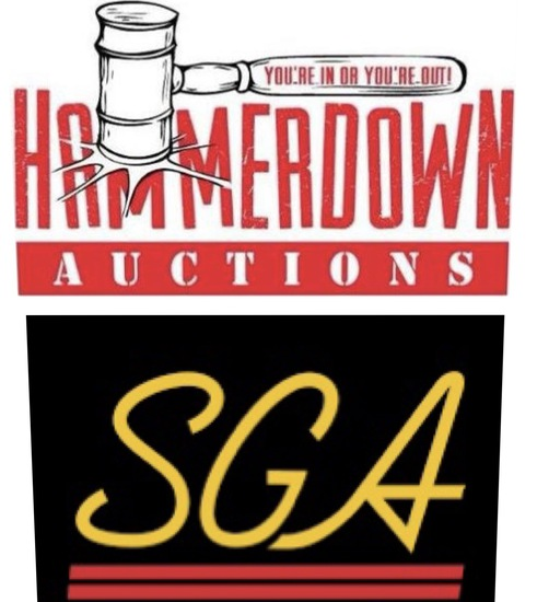 2nd Chance Hammerdown Classic Auction