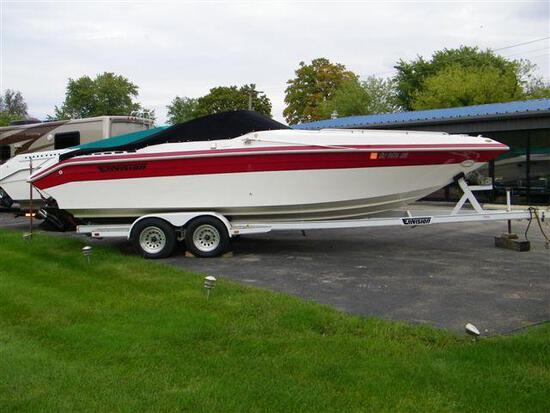 1997 ENVISION 27' BOAT