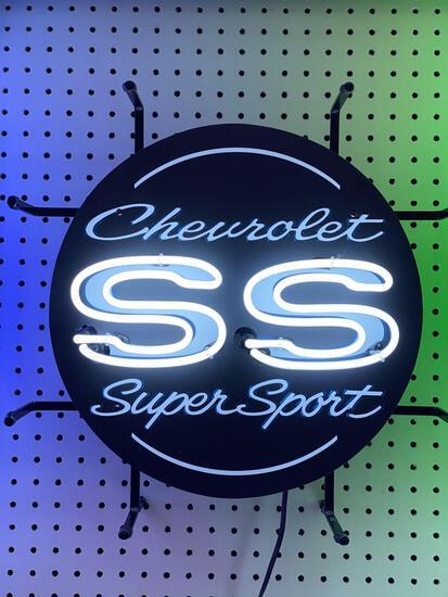 MINI SS SUPER SPORT NEON SIGN