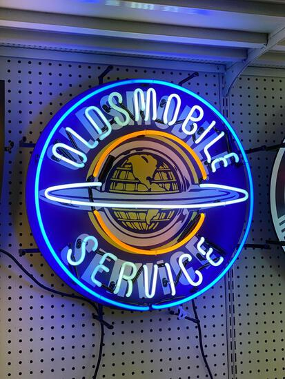 OLDSMOBILE SERVICE NEON