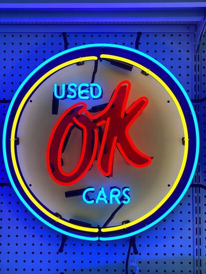 USED OK CARS NEON