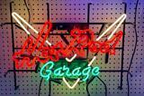 HOT ROD GARAGE NEON