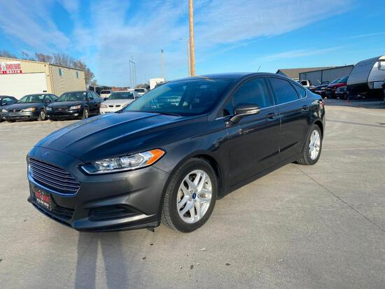 2015 FORD FUSION SE *LOW MILES SALE DAY GUARANTEE RIDE AND DRIVE*