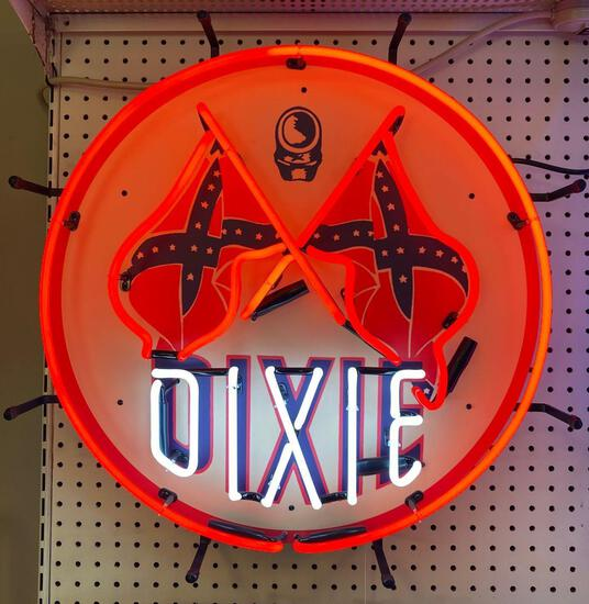 DIXIE *SPECIALTY NEON SIGN*