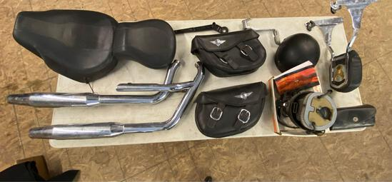 MISCELLANEOUS HARLEY PARTS