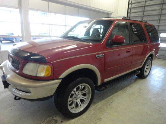 1997 FORD EXPEDITION XLT EDDIE BAUER 4X4