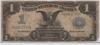 1899 U.S. $1.00 BLACK EAGLE SILVER CERTIFICATE