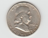 1951D SILVER FRANKLIN HALF DOLLAR
