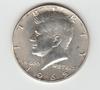 1965 SILVER KENNEDY HALF DOLLAR