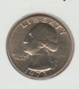 1973P UNC. WASHINGTON QUARTER