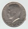 1976D UNC. KENNEDY HALF DOLLAR