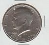 1980P UNC. KENNEDY HALF DOLLAR