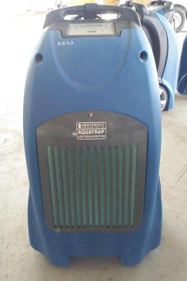 Abatement Technologies AT250R LGR Dehumidifier