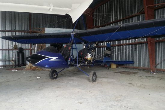 2010 Lockwood Super Drifter Aircraft