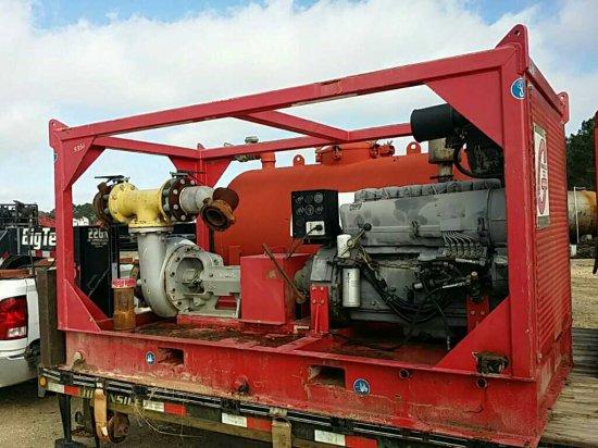 2013 Mud Transfer Pump