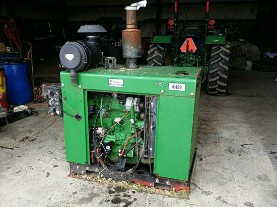 2008 John Deere 4045HF280 Engine