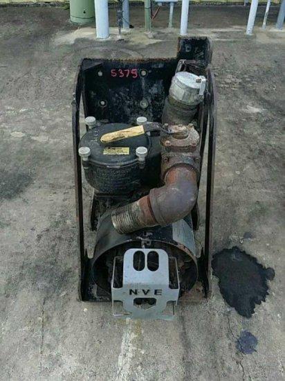 2010 NVE Challenger 607CW Vacuum Pump
