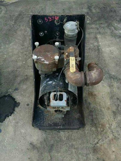 2011 NVE Challenger 100-607-FD Vacuum Pump