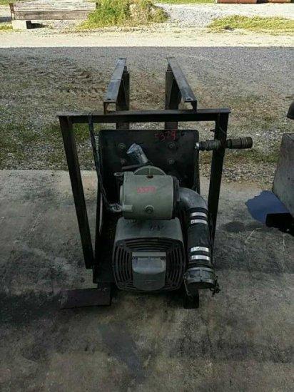 2012 Jurop RV 360 D Vacuum Pump