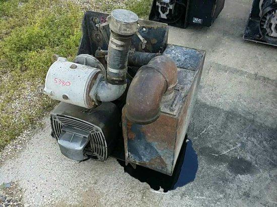 2011 NVE RV 360 D Vacuum Pump