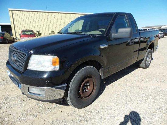 2005 Ford F150 1/2 Ton Truck